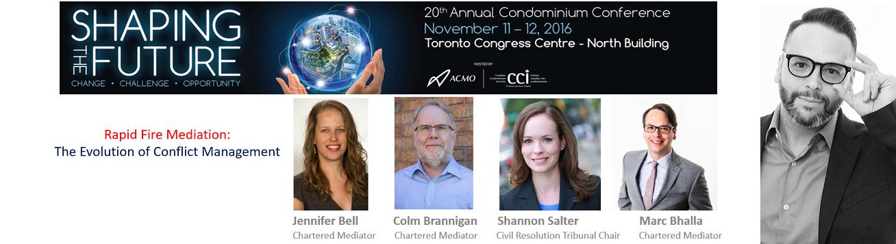 condo conference 2016